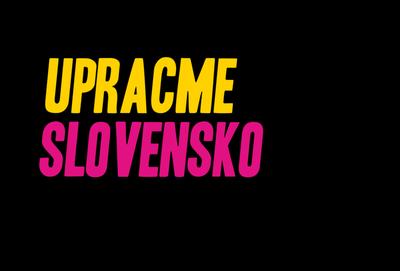 Na stiahnutie - Upracme Slovensko